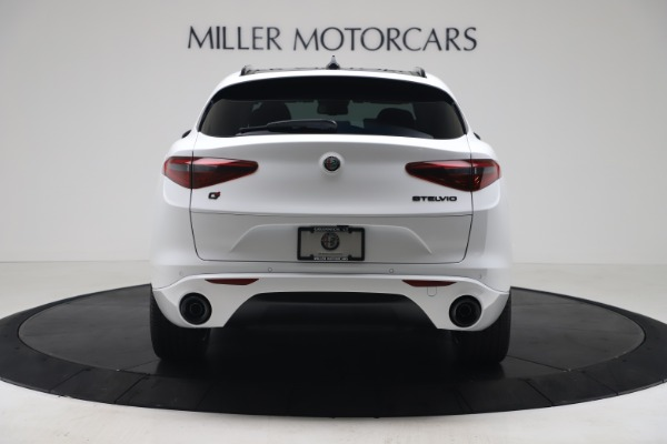 New 2020 Alfa Romeo Stelvio Sport Q4 for sale Call for price at Bentley Greenwich in Greenwich CT 06830 6