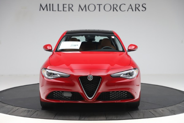 New 2020 Alfa Romeo Giulia Q4 for sale $45,740 at Bentley Greenwich in Greenwich CT 06830 12