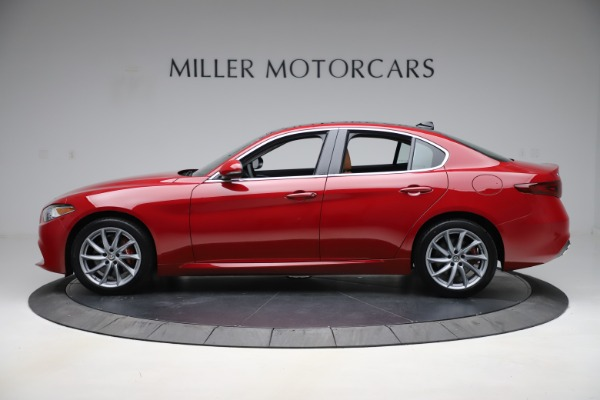New 2020 Alfa Romeo Giulia Q4 for sale $45,740 at Bentley Greenwich in Greenwich CT 06830 3