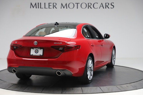 New 2020 Alfa Romeo Giulia Q4 for sale $45,740 at Bentley Greenwich in Greenwich CT 06830 7