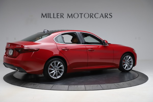 New 2020 Alfa Romeo Giulia Q4 for sale $45,740 at Bentley Greenwich in Greenwich CT 06830 8