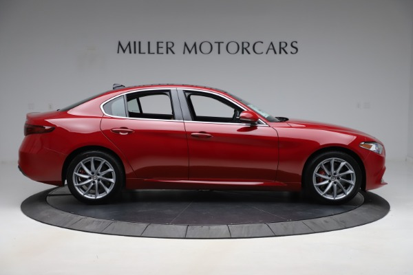 New 2020 Alfa Romeo Giulia Q4 for sale $45,740 at Bentley Greenwich in Greenwich CT 06830 9