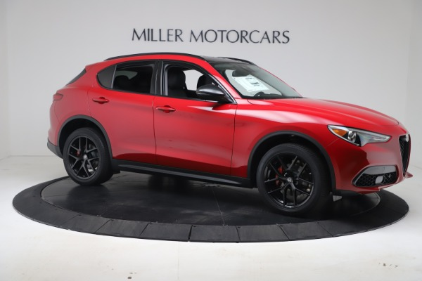 New 2020 Alfa Romeo Stelvio Q4 for sale Sold at Bentley Greenwich in Greenwich CT 06830 10
