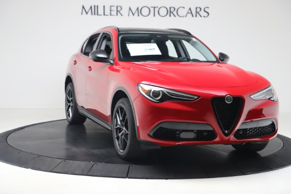 New 2020 Alfa Romeo Stelvio Q4 for sale Sold at Bentley Greenwich in Greenwich CT 06830 11