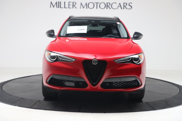 New 2020 Alfa Romeo Stelvio Q4 for sale Sold at Bentley Greenwich in Greenwich CT 06830 12