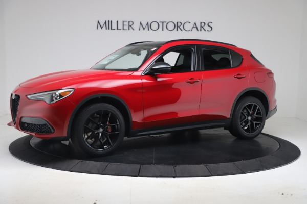 New 2020 Alfa Romeo Stelvio Q4 for sale Sold at Bentley Greenwich in Greenwich CT 06830 2