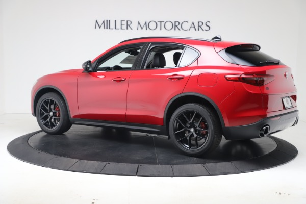 New 2020 Alfa Romeo Stelvio Q4 for sale Sold at Bentley Greenwich in Greenwich CT 06830 4