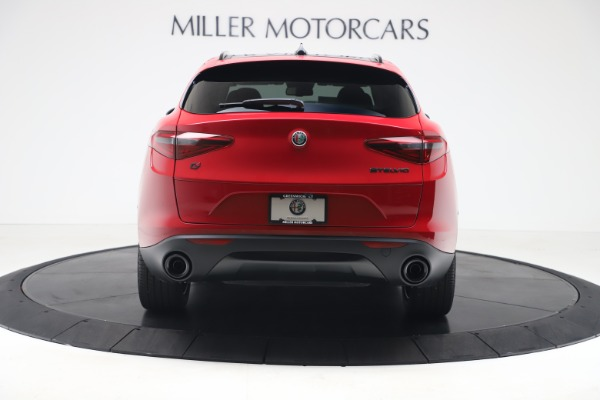 New 2020 Alfa Romeo Stelvio Q4 for sale Sold at Bentley Greenwich in Greenwich CT 06830 6