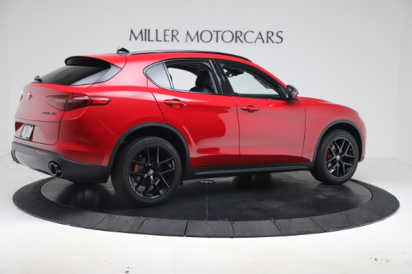 New 2020 Alfa Romeo Stelvio Q4 for sale Sold at Bentley Greenwich in Greenwich CT 06830 8