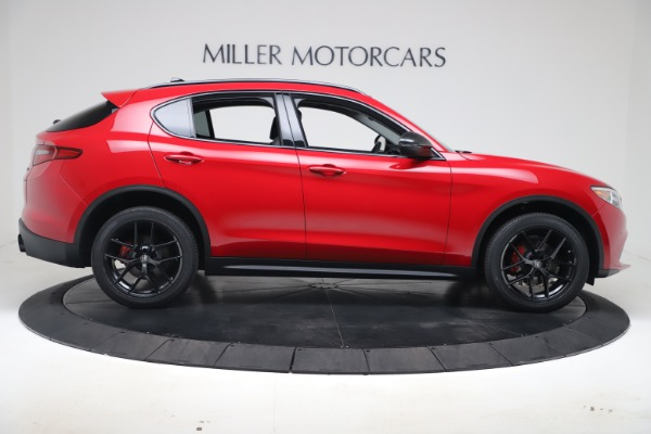 New 2020 Alfa Romeo Stelvio Q4 for sale Sold at Bentley Greenwich in Greenwich CT 06830 9