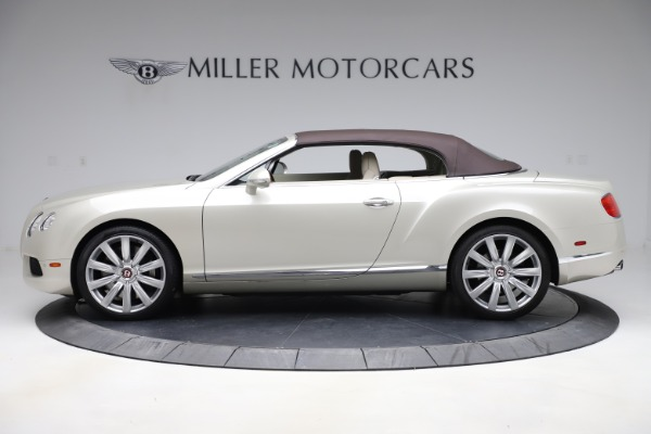 Used 2015 Bentley Continental GTC V8 for sale $109,900 at Bentley Greenwich in Greenwich CT 06830 14