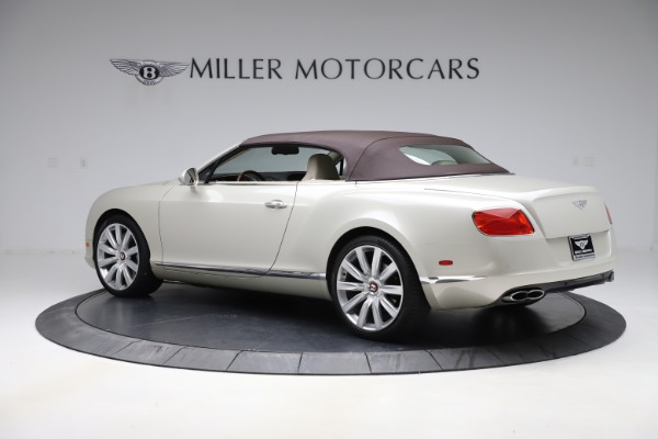Used 2015 Bentley Continental GTC V8 for sale $109,900 at Bentley Greenwich in Greenwich CT 06830 15