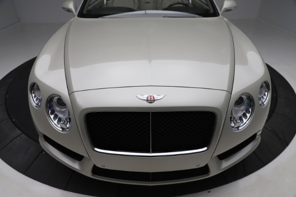 Used 2015 Bentley Continental GTC V8 for sale $109,900 at Bentley Greenwich in Greenwich CT 06830 19