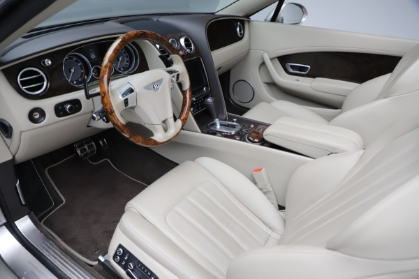 Used 2015 Bentley Continental GTC V8 for sale $109,900 at Bentley Greenwich in Greenwich CT 06830 23