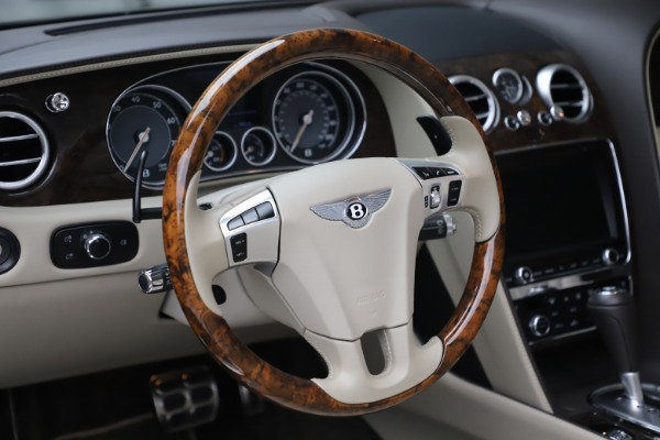 Used 2015 Bentley Continental GTC V8 for sale $109,900 at Bentley Greenwich in Greenwich CT 06830 26