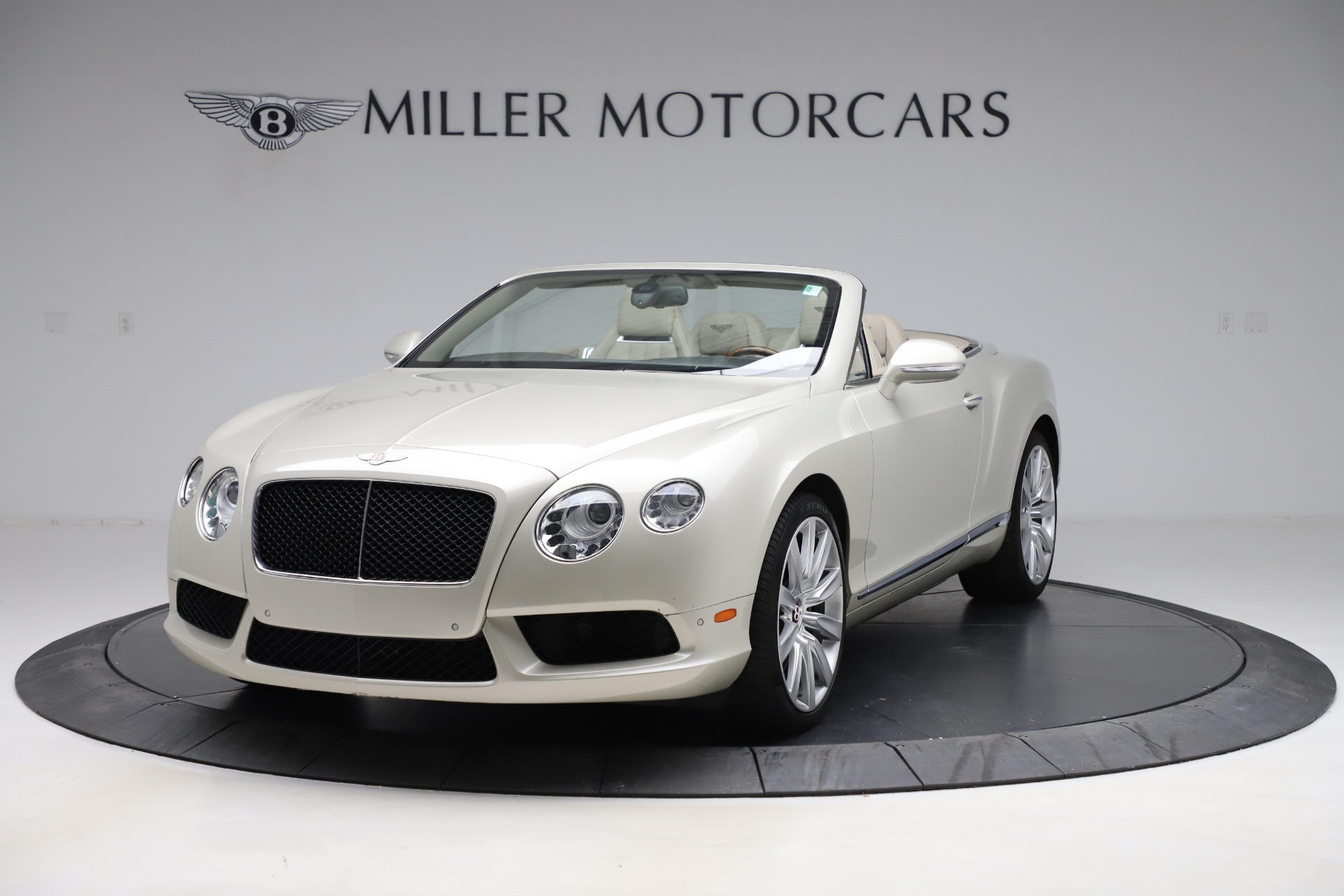 Used 2015 Bentley Continental GTC V8 for sale $109,900 at Bentley Greenwich in Greenwich CT 06830 1