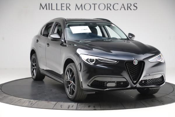 New 2020 Alfa Romeo Stelvio Q4 for sale $49,840 at Bentley Greenwich in Greenwich CT 06830 11