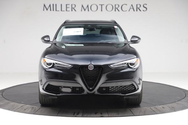 New 2020 Alfa Romeo Stelvio Q4 for sale $49,840 at Bentley Greenwich in Greenwich CT 06830 12