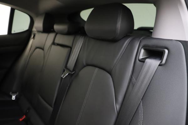 New 2020 Alfa Romeo Stelvio Q4 for sale $49,840 at Bentley Greenwich in Greenwich CT 06830 18