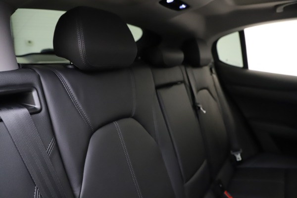 New 2020 Alfa Romeo Stelvio Q4 for sale $49,840 at Bentley Greenwich in Greenwich CT 06830 26