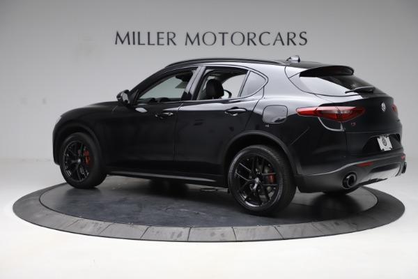 New 2020 Alfa Romeo Stelvio Q4 for sale $49,840 at Bentley Greenwich in Greenwich CT 06830 4