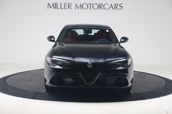 New 2020 Alfa Romeo Giulia Ti Sport Q4 for sale $56,440 at Bentley Greenwich in Greenwich CT 06830 12