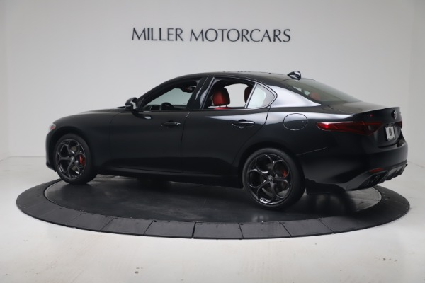New 2020 Alfa Romeo Giulia Ti Sport Q4 for sale $56,440 at Bentley Greenwich in Greenwich CT 06830 4