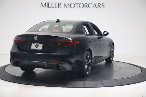New 2020 Alfa Romeo Giulia Ti Sport Q4 for sale $56,440 at Bentley Greenwich in Greenwich CT 06830 7