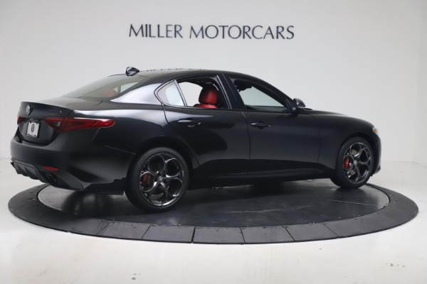 New 2020 Alfa Romeo Giulia Ti Sport Q4 for sale $56,440 at Bentley Greenwich in Greenwich CT 06830 8