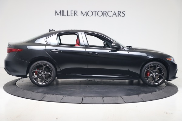 New 2020 Alfa Romeo Giulia Ti Sport Q4 for sale $56,440 at Bentley Greenwich in Greenwich CT 06830 9