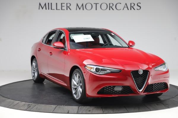 New 2020 Alfa Romeo Giulia Q4 for sale $45,740 at Bentley Greenwich in Greenwich CT 06830 11