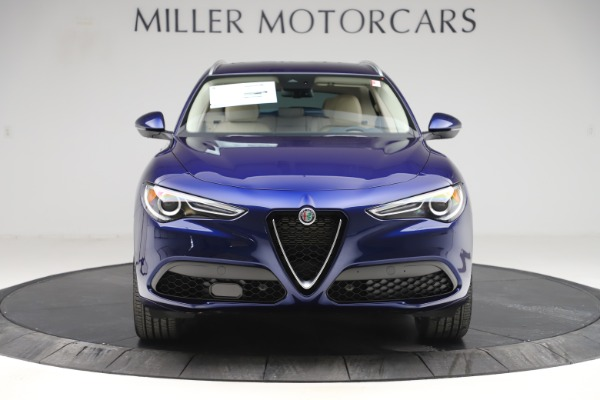 New 2020 Alfa Romeo Stelvio Ti Lusso Q4 for sale $55,790 at Bentley Greenwich in Greenwich CT 06830 12