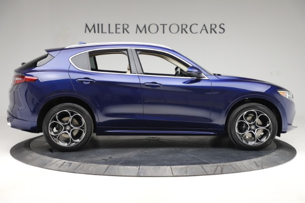 New 2020 Alfa Romeo Stelvio Ti Lusso Q4 for sale $55,790 at Bentley Greenwich in Greenwich CT 06830 9