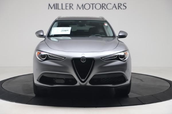 New 2020 Alfa Romeo Stelvio Ti Lusso Q4 for sale $55,790 at Bentley Greenwich in Greenwich CT 06830 12