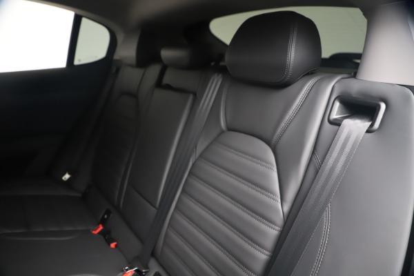 New 2020 Alfa Romeo Stelvio Ti Lusso Q4 for sale $55,790 at Bentley Greenwich in Greenwich CT 06830 18