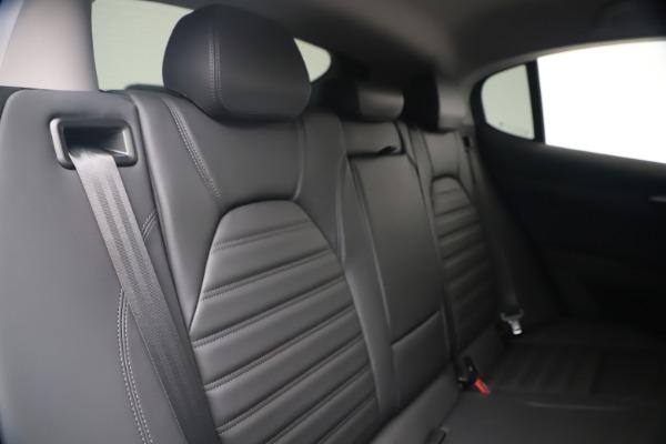 New 2020 Alfa Romeo Stelvio Ti Lusso Q4 for sale $55,790 at Bentley Greenwich in Greenwich CT 06830 26