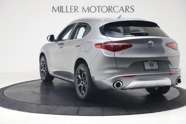 New 2020 Alfa Romeo Stelvio Ti Lusso Q4 for sale $55,790 at Bentley Greenwich in Greenwich CT 06830 5