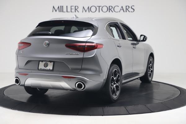 New 2020 Alfa Romeo Stelvio Ti Lusso Q4 for sale $55,790 at Bentley Greenwich in Greenwich CT 06830 7