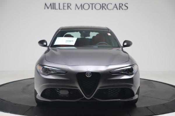 New 2020 Alfa Romeo Giulia Ti Sport Q4 for sale $53,790 at Bentley Greenwich in Greenwich CT 06830 12