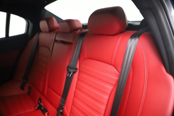 New 2020 Alfa Romeo Giulia Ti Sport Q4 for sale $53,790 at Bentley Greenwich in Greenwich CT 06830 18