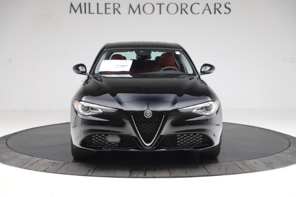 New 2020 Alfa Romeo Giulia Q4 for sale $45,740 at Bentley Greenwich in Greenwich CT 06830 12