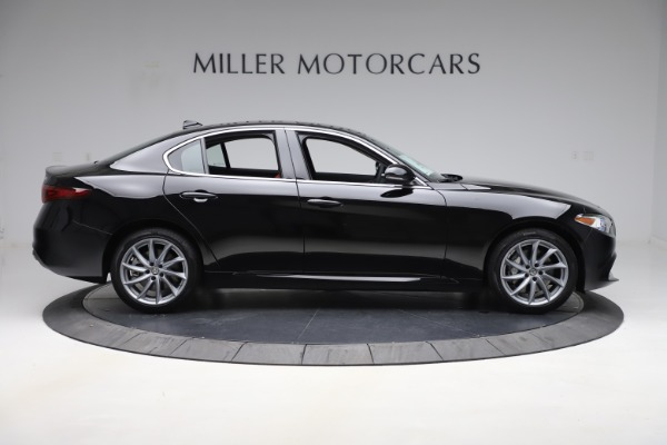 New 2020 Alfa Romeo Giulia Q4 for sale $45,740 at Bentley Greenwich in Greenwich CT 06830 9