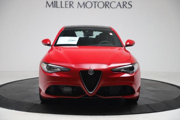 New 2020 Alfa Romeo Giulia Sport Q4 for sale $42,790 at Bentley Greenwich in Greenwich CT 06830 12