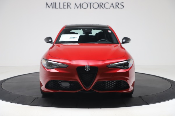 New 2020 Alfa Romeo Giulia Ti Sport Q4 for sale $56,690 at Bentley Greenwich in Greenwich CT 06830 12