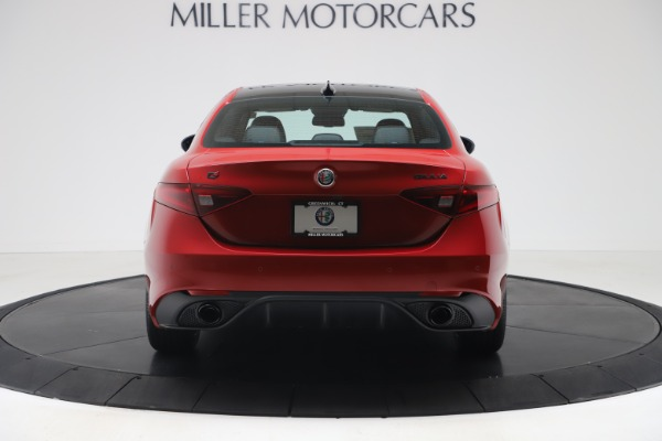 New 2020 Alfa Romeo Giulia Ti Sport Q4 for sale $56,690 at Bentley Greenwich in Greenwich CT 06830 6