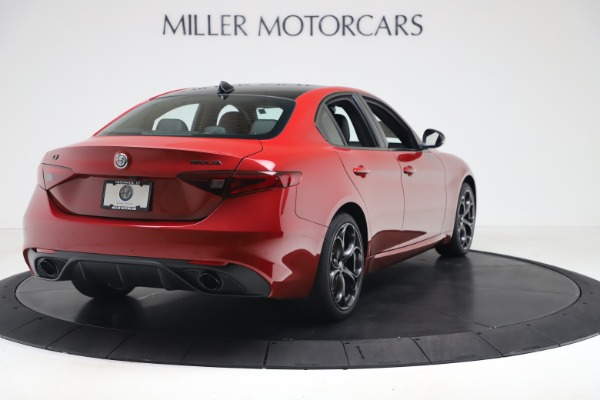 New 2020 Alfa Romeo Giulia Ti Sport Q4 for sale $56,690 at Bentley Greenwich in Greenwich CT 06830 7