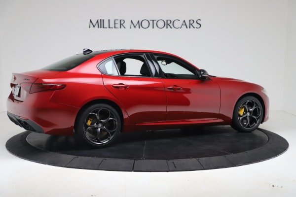 New 2020 Alfa Romeo Giulia Ti Sport Q4 for sale $56,690 at Bentley Greenwich in Greenwich CT 06830 8