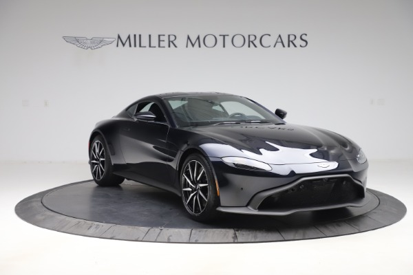 New 2020 Aston Martin Vantage Coupe for sale $177,609 at Bentley Greenwich in Greenwich CT 06830 10