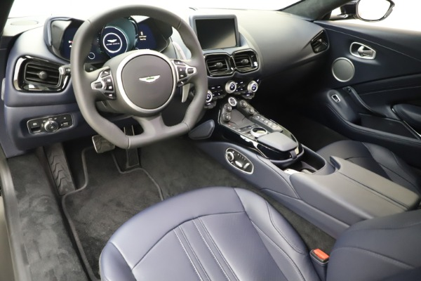 New 2020 Aston Martin Vantage Coupe for sale $177,609 at Bentley Greenwich in Greenwich CT 06830 13