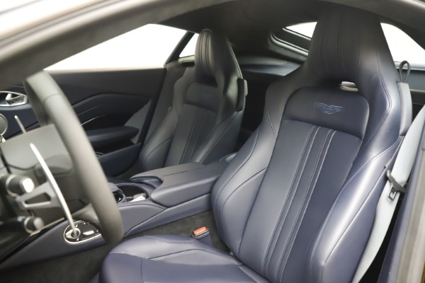 New 2020 Aston Martin Vantage Coupe for sale $177,609 at Bentley Greenwich in Greenwich CT 06830 14
